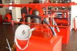 Bomba Portátil de Abastecimento :: Foto Museu